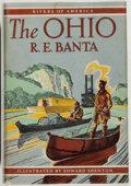 Books:Americana & American History, R. E. Banta. Rivers of America: The Ohio. New York: Rinehart& Company, 1949. First edition. Octavo. 592 pages. ...