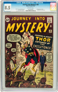 Silver Age (1956-1969):Superhero, Journey Into Mystery #84 (Marvel, 1962) CGC VF+ 8.5 Off-whitepages....