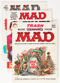 Magazines:Mad, Mad Magazine Annuals Group (EC, 1958-71) Condition: Average FN-.... (Total: 13 Comic Books)