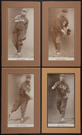Baseball Collectibles:Others, 1910-1957 Baseball Magazine Chicago Cubs Premiums Group (9). ...