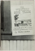 Books:Books about Books, Walter Sutton. The Western Book Trade: Cincinnati as a Nineteenth-Century Publishing and Book-Trade Center. Containing a...