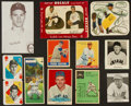 Baseball Cards:Lots, 1933 - 1963 Chicago Cubs Baseball card Collection (47). ...
