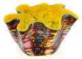 Art Glass:Other , A CHIHULY GLASS MACCHIA BOWL . Dale Chihuly (American, b.1941), Seattle, Washington, circa 2004. Marks: CHIHU...
