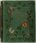 Books:Natural History Books & Prints, W. F. Kirby. The Butterflies and Moths of Europe. London: Cassell and Company, Ltd., [1903]. First edition. Quar...