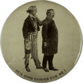 Political:Pinback Buttons (1896-present), Theodore Roosevelt: Standing Uncle Sam Button....