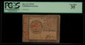 Colonial Notes:Continental Congress Issues, Continental Currency January 14, 1779 $5 PCGS Very Fine 35.. ...
