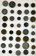 Italy, Italy: Italian States Diverse Assortment,... (Total: 56 coins)