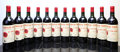 Red Bordeaux, Chateau Figeac 1982 . St. Emilion. 5bn, 3ts, 10lnl, owc.Bottle (12). ... (Total: 12 Btls. )