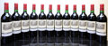 Red Bordeaux, Chateau Lafite Rothschild 1981 . Pauillac. 1lbsl, 1lscl,owc-partial lid. Bottle (12). ... (Total: 12 Btls. )