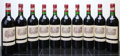 Red Bordeaux, Chateau Lafite Rothschild 1986 . Pauillac. 1bn, 5tsl. Bottle(10). ... (Total: 10 Btls. )