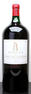 Red Bordeaux, Chateau Latour 1982 . Pauillac. owc. Imperial (1). ...(Total: 1 Imp. )