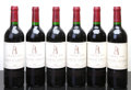 Red Bordeaux, Chateau Latour 1996 . Pauillac. 5lbsl. Bottle (6). ... (Total: 6 Btls. )
