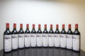 Red Bordeaux, Chateau Mouton Rothschild 1996 . Pauillac. 1lbsl, 1bsl, owc.Bottle (12). ... (Total: 12 Btls. )