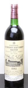 Red Bordeaux, Chateau La Mission Haut Brion 1982 . Pessac-Leognan. bn.Bottle (1). ... (Total: 1 Btl. )