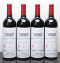 Red Bordeaux, Chateau Grand Puy Lacoste 2000 . Pauillac. Bottle (4). ...(Total: 4 Btls. )