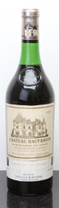 Red Bordeaux, Chateau Haut Brion 1970 . Pessac-Leognan. 3.8cm, bsl, sdc.Bottle (1). ... (Total: 1 Btl. )