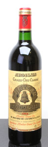 Red Bordeaux, Chateau l'Angelus 1994 . St. Emilion. Bottle (1). ...(Total: 1 Btl. )