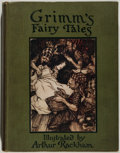 Books:Fiction, Arthur Rackham, illustrator. The Fairy Tales of the BrothersGrimm. New York: Doubleday, Page & Company, 1912. F...