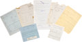 Political:Small Paper (1896-present), John F. Kennedy: Archive of Lee Harvey Oswald Related Material....