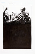 Original Comic Art:Covers, Charlie Adlard The Walking Dead Book 3 Hardcover CoverOriginal Art (Image, 2007)....
