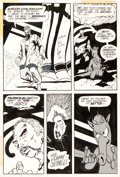 Original Comic Art:Panel Pages, Dave Sim Cerebus the Aardvark #1 Page 19 Original Art(Aardvark-Vanaheim, 1977)....