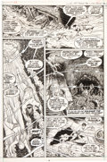 Original Comic Art:Panel Pages, Bill Everett Sub-Mariner #51 Page 14 Original Art (Marvel,1972)....