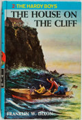 Books:Children's Books, Franklin W. Dixon. The Hardy Boys: The House on the Cliff.New York: Grosset & Dunlap Publishers, 1959. Later pr...