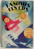 Books:Biography & Memoir, Capt. J. J. Grayson. Famous Flyers and Their Famous Flights.Cleveland and New York: The World Syndicate Publish...