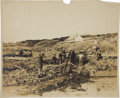 Photography:Official Photos, Nome, Alaska, Gold Sluicing Scene by Dobbs. ...