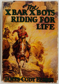Books:Fiction, James Cody Ferris. The X Bar X Boys Riding For Life. NewYork: Grosset & Dunlap Publishers, 1931. First edition....