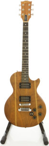 Musical Instruments:Electric Guitars, 1978 Gibson The Paul Walnut Solid Body Electric Guitar,#73348515....