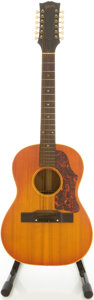 Musical Instruments:Acoustic Guitars, 1964 Gibson B-25 Sunburst 12 String Acoustic Guitar Project, #185099....