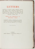 """Books:Literature Pre-1900, Margaret Newcastle, et al. Letters Written by Charles Lamb's""""Princely Woman, the Thrice Noble Margaret Newcastle"""" to He..."""
