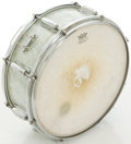 Musical Instruments:Drums & Percussion, 1960's Slingerland White Marine Pearl Snare, #134943....
