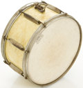 Musical Instruments:Drums & Percussion, Vintage Ludwig WFL White MOTS Snare Drum....