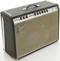 Musical Instruments:Amplifiers, PA, & Effects, Circa 1969 Fender Pro Reverb Silverface Guitar Amplifier, #A11239....