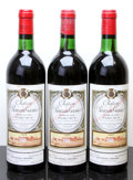 Red Bordeaux, Chateau Rauzan Gassies 1983 . Margaux. 1bn, 2lbsl, 1bsl.Bottle (3). ... (Total: 3 Btls. )
