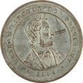 Political:Tokens & Medals, Abraham Lincoln: 1864 Campaign Medal....