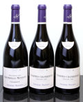 Red Burgundy, Chambolle Musigny . 2006 Les Chabiots, F. Magnien ssosBottle (1). Charmes Chambertin . 2006 F. Magnien ... (Total: 3Btls. )