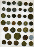 Italy, Italy: Italian States, Tokens, Medals and Modern, ... (Total: 270pieces)