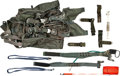 Transportation:Aviation, Military Aviation Accessory Collection. ... (Total: 12 Items)