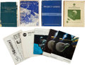 Transportation:Space Exploration, Project Gemini: Collection of Original NASA Publications....(Total: 8 )