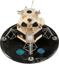 Transportation:Space Exploration, Grumman Apollo Lunar Module Contractor's Model....