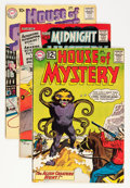 Silver Age (1956-1969):Horror, DC/ACG Silver Age Horror Comics Group (DC, 1960s) Condition:Average VG.... (Total: 31 Comic Books)