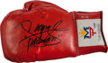 Boxing Collectibles:Autographs, Manny Pacquiao Signed Boxing Glove....