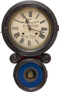 Western Expansion:Goldrush, Wells Fargo Wall Clock....