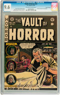Golden Age (1938-1955):Horror, Vault of Horror #24 Gaines File pedigree 1/11 (EC, 1952) CGC NM+9.6 Off-white to white pages....
