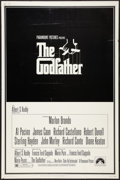 """Movie Posters:Crime, The Godfather (Paramount, 1972). Poster (40"""" X 60""""). Crime.. ..."""