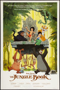 """Movie Posters:Animation, The Jungle Book (Buena Vista, R-1984). Poster (40"""" X 60""""). Animation.. ..."""