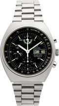 Timepieces:Wristwatch, Omega 176.0012 Mark IV Speedmaster Automatic, circa 1972. ...